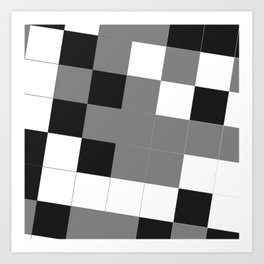 Is it a crossword or art? Art Print