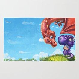 Dragons Rug