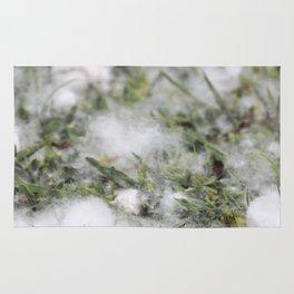 Cotton or snow Rug