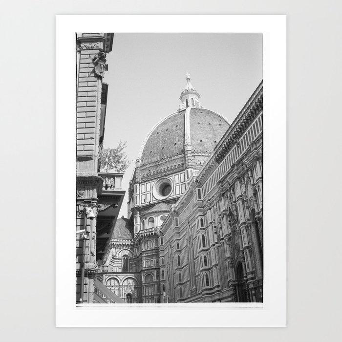 Cattedrale di Santa Maria Art Print