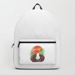 The Perfect Mushroom Backpack