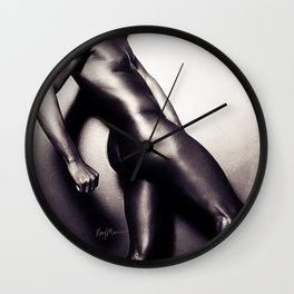 PHYSIQUE Wall Clock