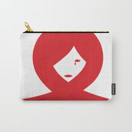 TREAT EQUALLY Carry-All Pouch