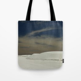 Absolute Silence Tote Bag