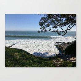 COASTAL HOPE: Ocean View Canvas Print