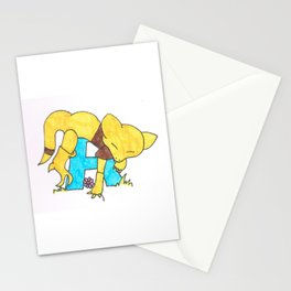 A is for Abra Stationery Cards