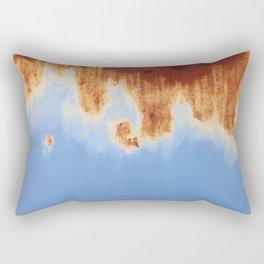 Rust n' Sky Rectangular Pillow