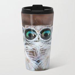 spider Metal Travel Mug