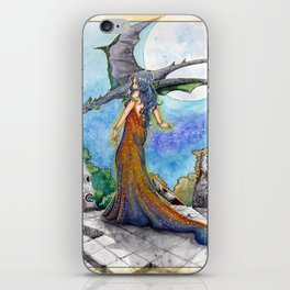 The Last Witch iPhone Skin