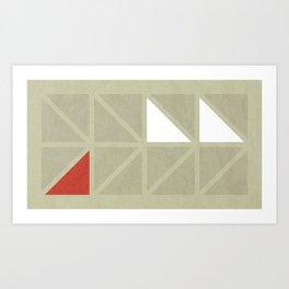 First Vision III Art Print