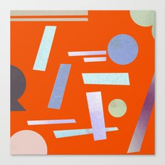 Geometry 2 Canvas Print