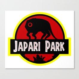 Youkoso Japari Park Canvas Print