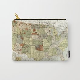 United States - Indian reservations - 1892 Carry-All Pouch