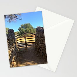Traditional Menorcan Gate Stationery Cards