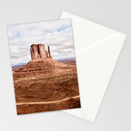 Monument Valley is a Navajo Nation Tribal Park Stationery Cards