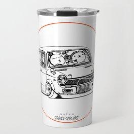Crazy Car Art 0223 Travel Mug