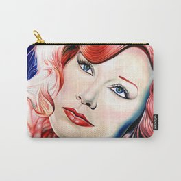 Tori Amos Painting Carry-All Pouch