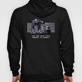 It's only a glitch, a temporary setback. Hoody