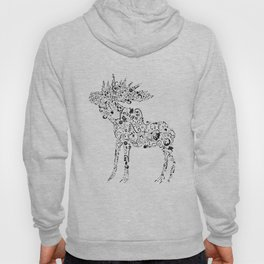 Many shapes of the Moose Hoody
