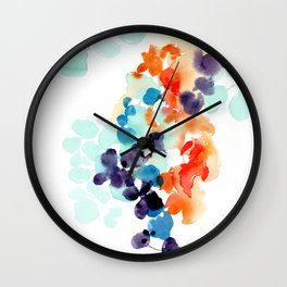 Hana No.3 Wall Clock