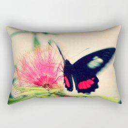 little beauty Rectangular Pillow
