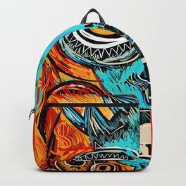 Blue Devil Backpack