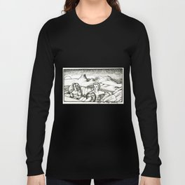 Keys to the Highway Long Sleeve T-shirt