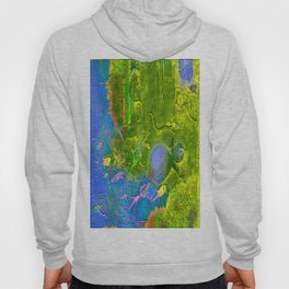 Mysterious animals of water  Hoody