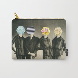 Modern Fashion Carry-All Pouch