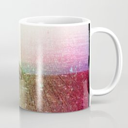 Santa Barbara Beach Pier Pelican Coffee Mug