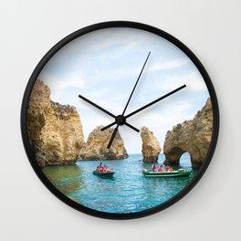 Ponta da Piedade Wall Clock