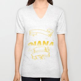 Nana Is My Favorite TShirt I Have Benn Called A Lot Of Names In My Life Time Unisex V-Neck