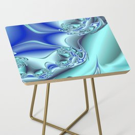 Go with the Flow Side Table