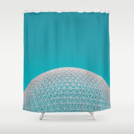 Surreal Montreal 5 Shower Curtain