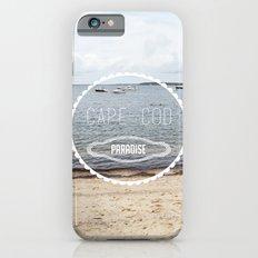 Cape Cod Paradise  Slim Case iPhone 6s