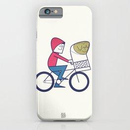 I believe in you iPhone Case