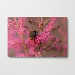 Bee Mine? Metal Print