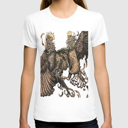 Two Kings - Roosters T-shirt