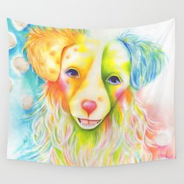 Patch Wall Tapestry