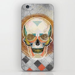 Another Skull iPhone Skin