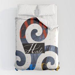 Hale Family Comforters