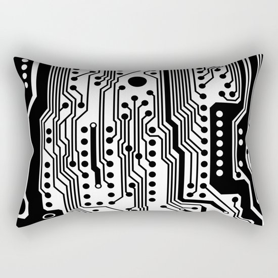 PCB / Version 1 Rectangular Pillow