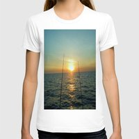 fishing T-shirts featuring FISHING by aztosaha