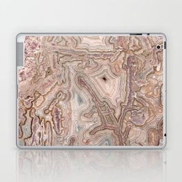 Crazy Lace Agate Mineral Laptop & iPad Skin