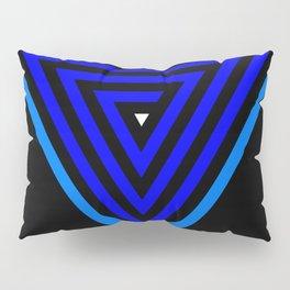 Vainessum - blue integration Pillow Sham