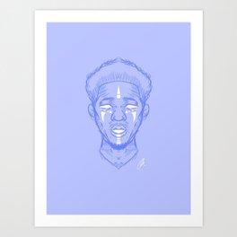 Triboy Art Print