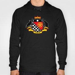 Cabot Crest Color/Black Hoody
