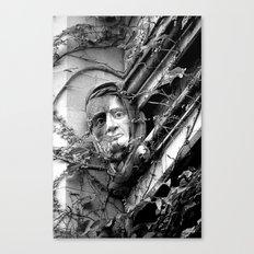 That Gargoyle,   University of Chicago 2009  Canvas Print