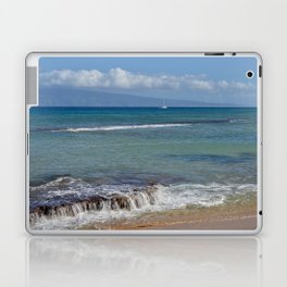 maui to molokai Laptop & iPad Skin