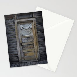 Orange Door Stationery Cards